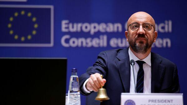 Глава Евросовета Шарль Мишель - Sputnik Italia