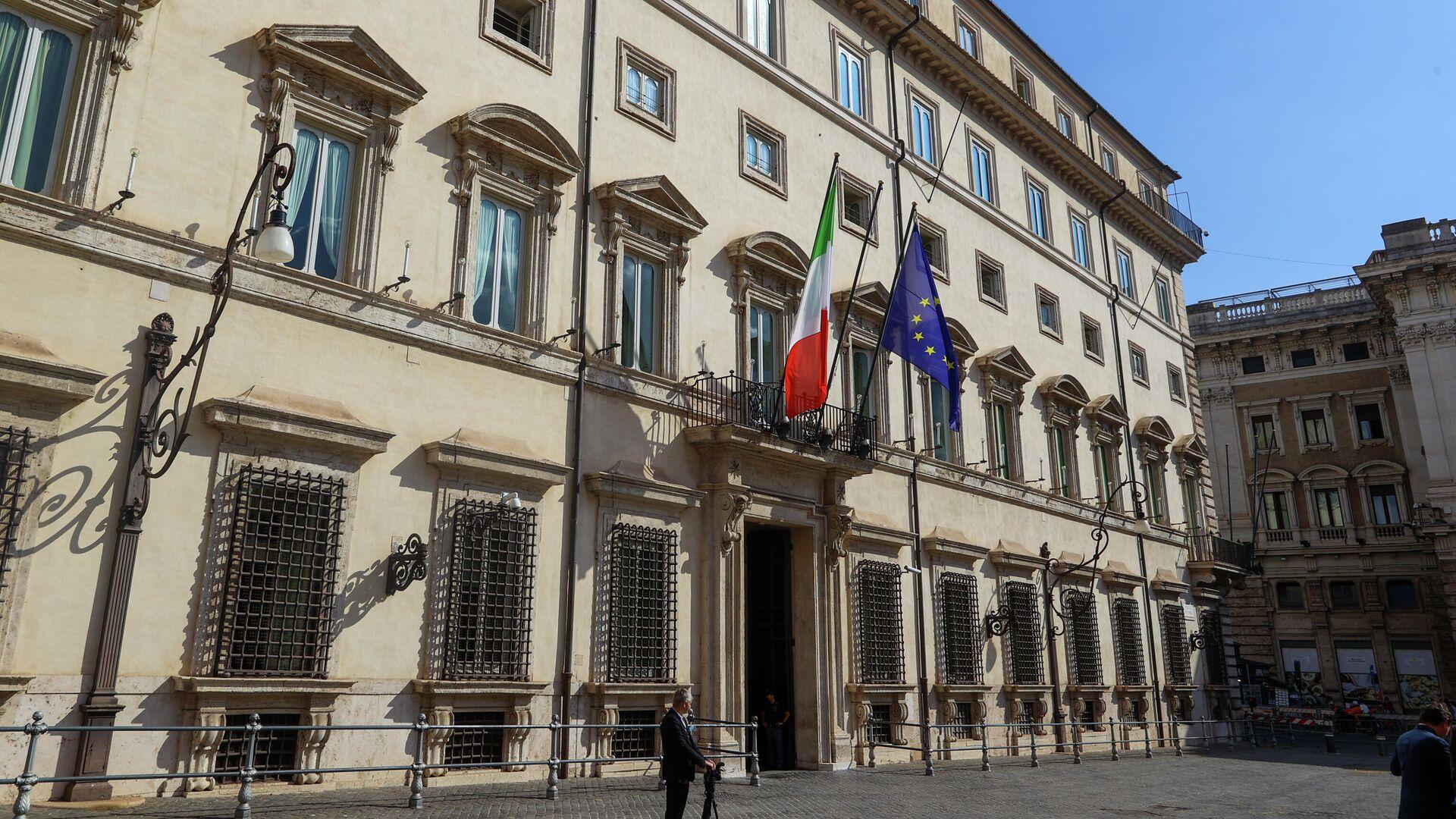 Palazzo Chigi - Sputnik Italia, 1920, 27.09.2021