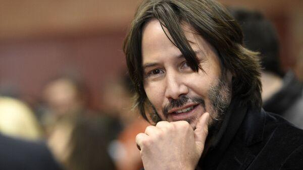 Канадский актер, продюсер, режиссер и музыкант Киану Ривз - Sputnik Italia