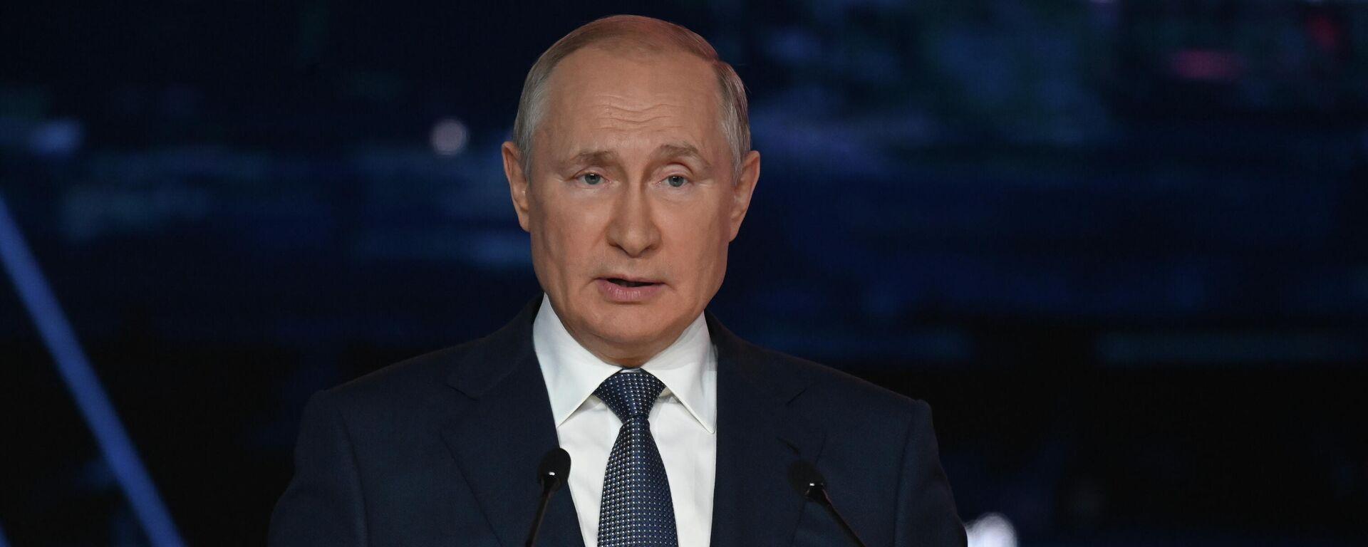 Vladimir Putin - Sputnik Italia, 1920, 03.09.2021