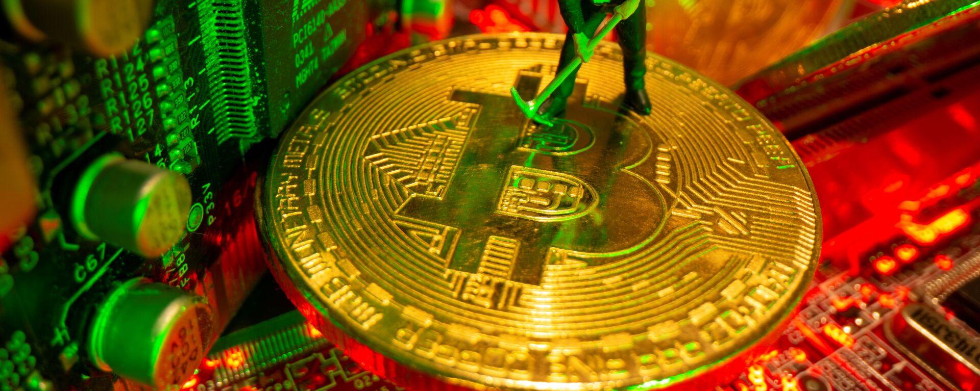 Bitcoin - Sputnik Italia, 1920, 29.09.2021