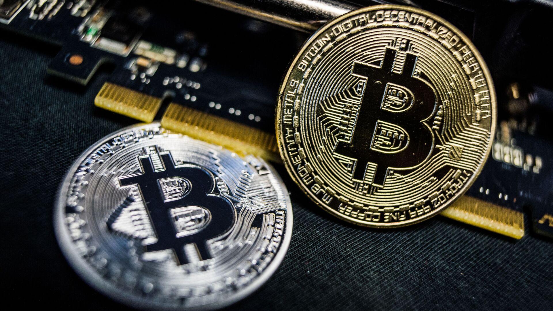 Bitcoin - Sputnik Italia, 1920, 07.09.2021