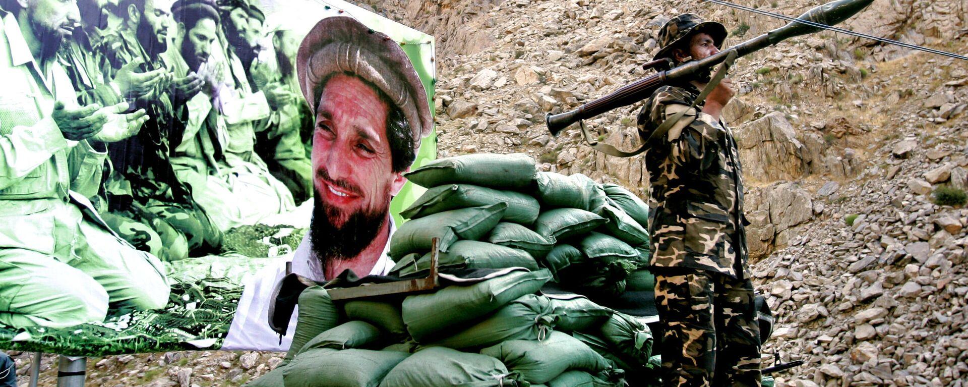 Resistenza afghana ai talebani nel Panjshir - Sputnik Italia, 1920, 06.09.2021