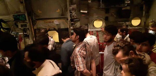 Evacuazione dall'Afghanistan in Italia - Sputnik Italia
