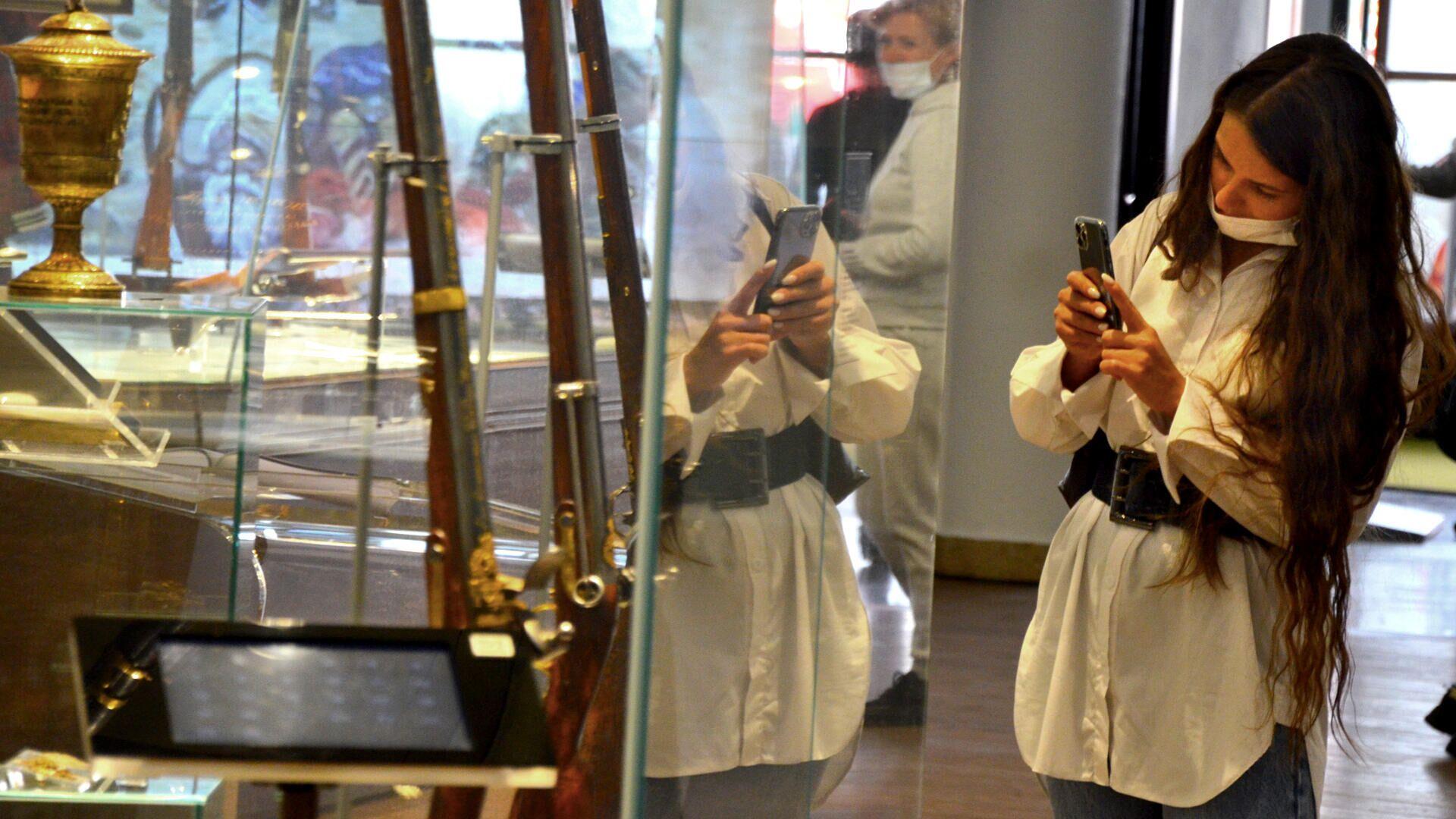 Coronavirus in Russia, Tula, museo della armi, settembre 2021 - Sputnik Italia, 1920, 13.09.2021