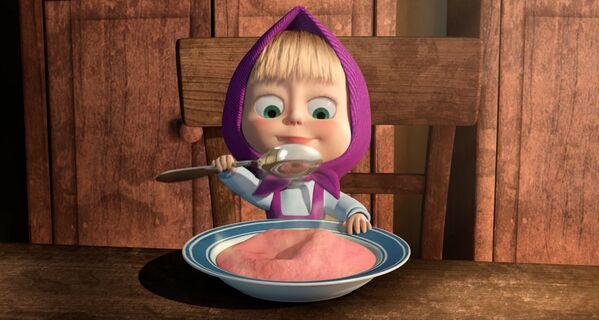 """Il cartone animato russo """"Masha e Orso"""", prodotto dallo studio Animaccord, ha superato il nuovo traguardo di 100 miliardi di visualizzazioni su YouTube da tutto il mondo. Oggi """"Masha e Orso"""" ha 1.000 visualizzazioni su YouTube al secondo e il tempo di visualizzazione totale del cartone animato sulla piattaforma è di oltre 1 milione di anni. - Sputnik Italia"""