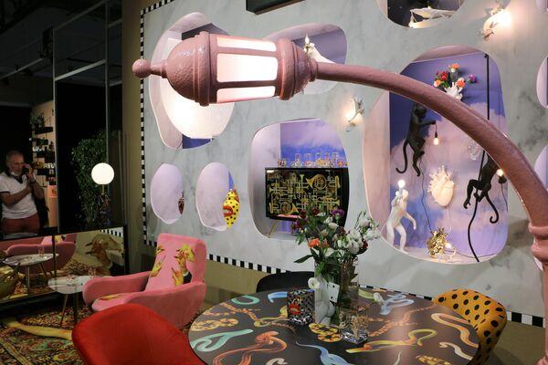Salone del Mobile - Sputnik Italia