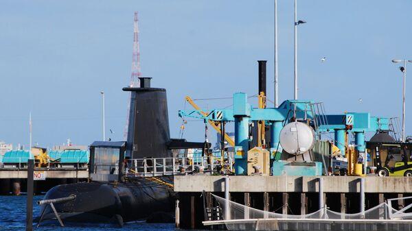 Подводная лодка типа «Коллинз» в Австралии - Sputnik Italia
