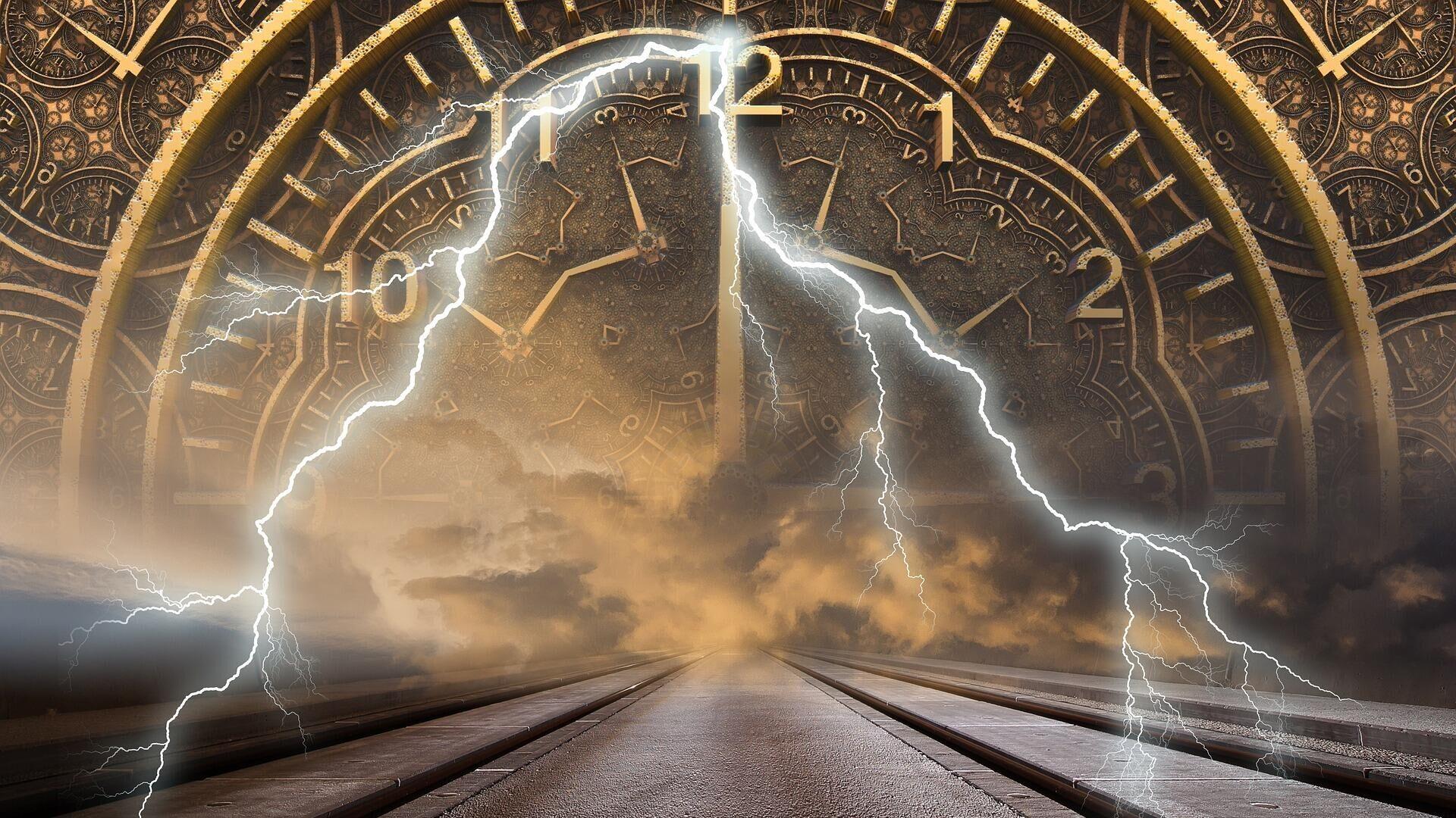 Macchina del tempo - immagine metaforica - Sputnik Italia, 1920, 17.09.2021
