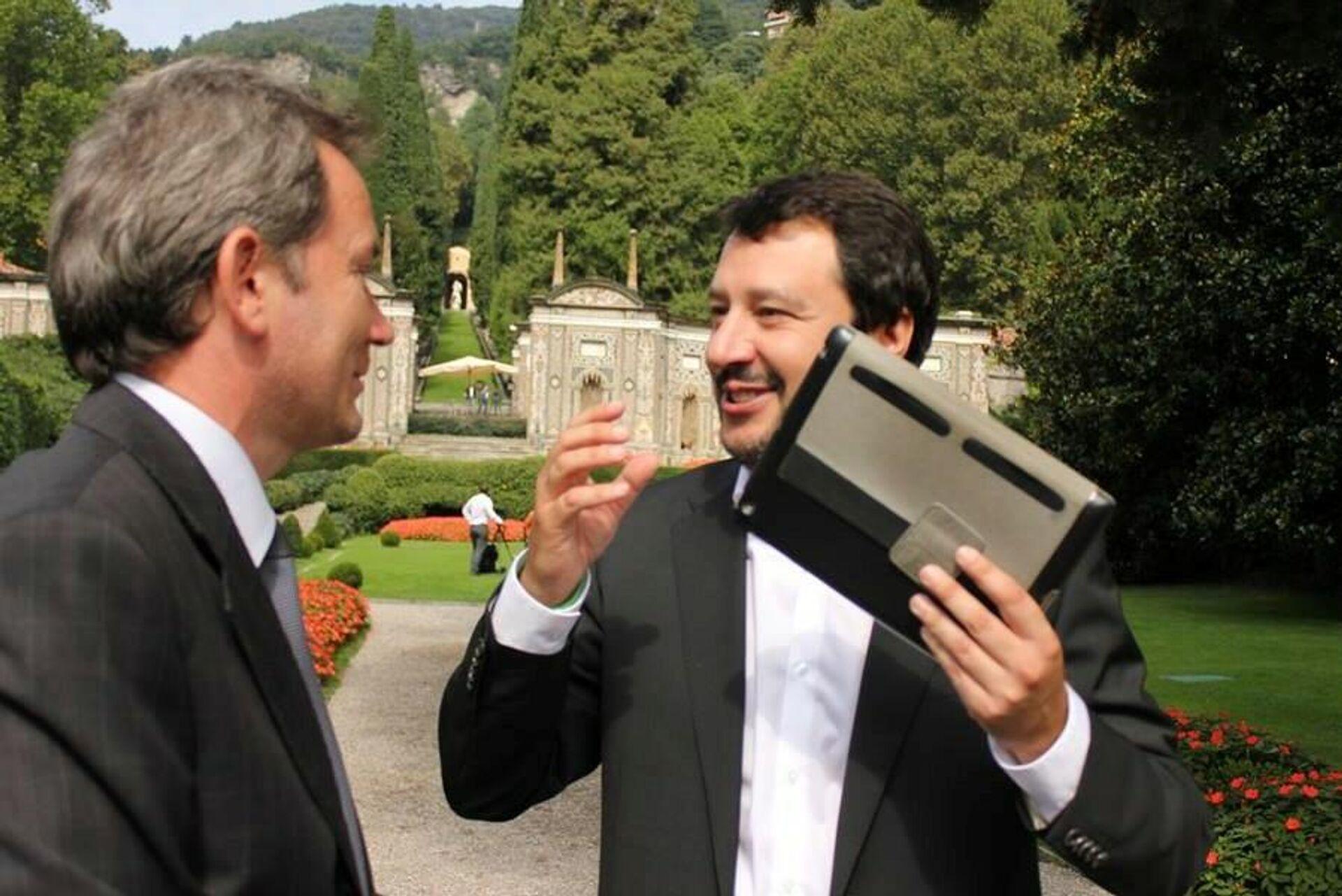 Matteo Salvini - Sputnik Italia, 1920, 19.09.2021