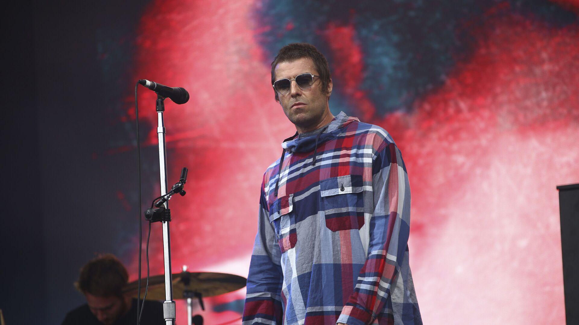 Liam Gallagher - Sputnik Italia, 1920, 19.09.2021
