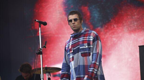 Liam Gallagher, exintegrante de la banda musical británica Oasis - Sputnik Italia