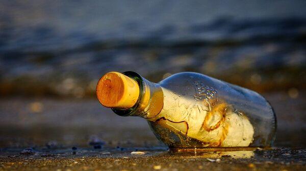 Бутылка с посланием - Sputnik Italia