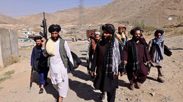 Talebani a Maidan Shar, capoluogo della provincia di Wardak - Sputnik Italia