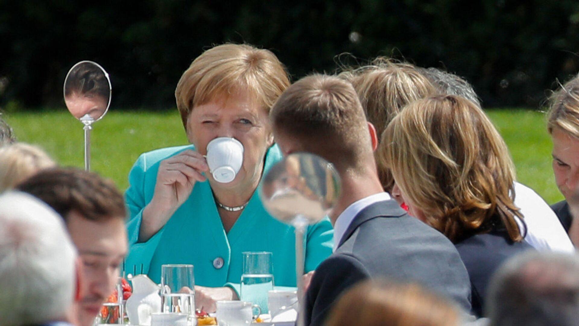 Angela Merkel - Sputnik Italia, 1920, 21.09.2021