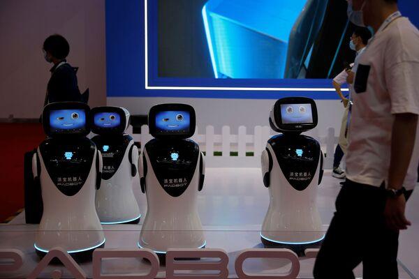 Insomma, World Robot Conference 2021 ha presentato un mondo di fantascienza, che improvvisamente è stato reallizato in Cina e presto potrebbe diventare la nostra nuova realtà. - Sputnik Italia