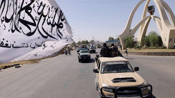 Dimostrazione di forza a Kandahar, Afghanistan - Sputnik Italia