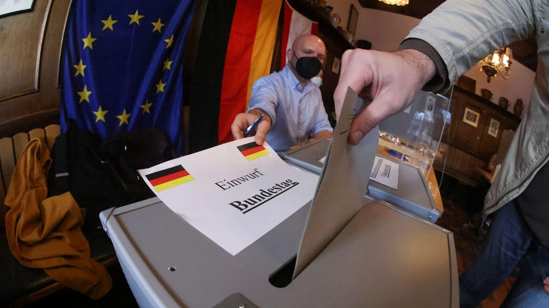 Elezioni generali tedesche, il 26 settembre del 2021 - Sputnik Italia, 1920, 26.09.2021