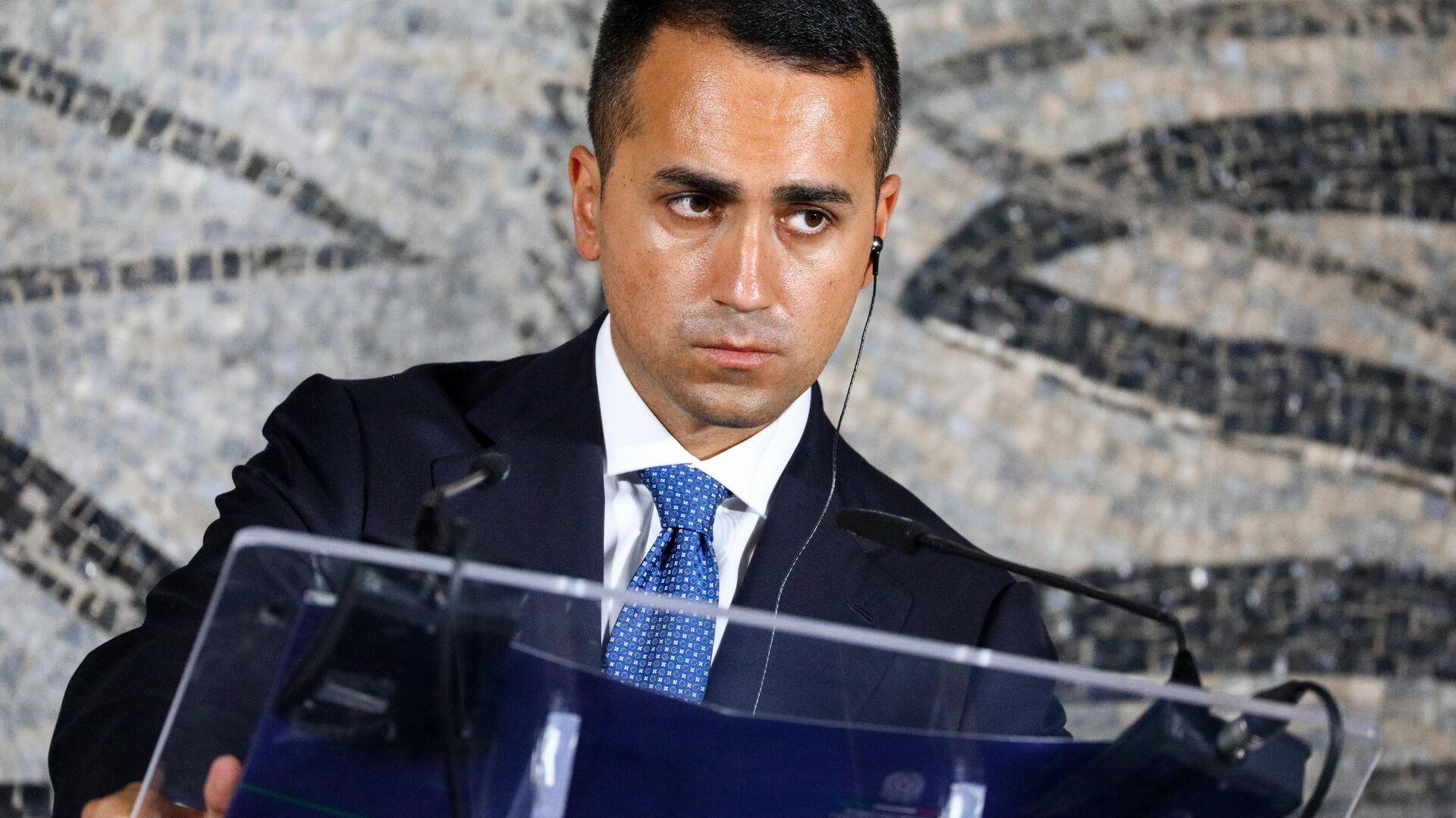 Luigi Di Maio - Sputnik Italia, 1920, 26.09.2021