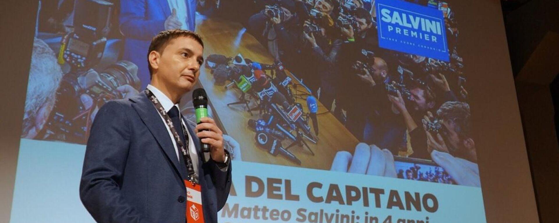 Luca Morisi - Sputnik Italia, 1920, 29.09.2021