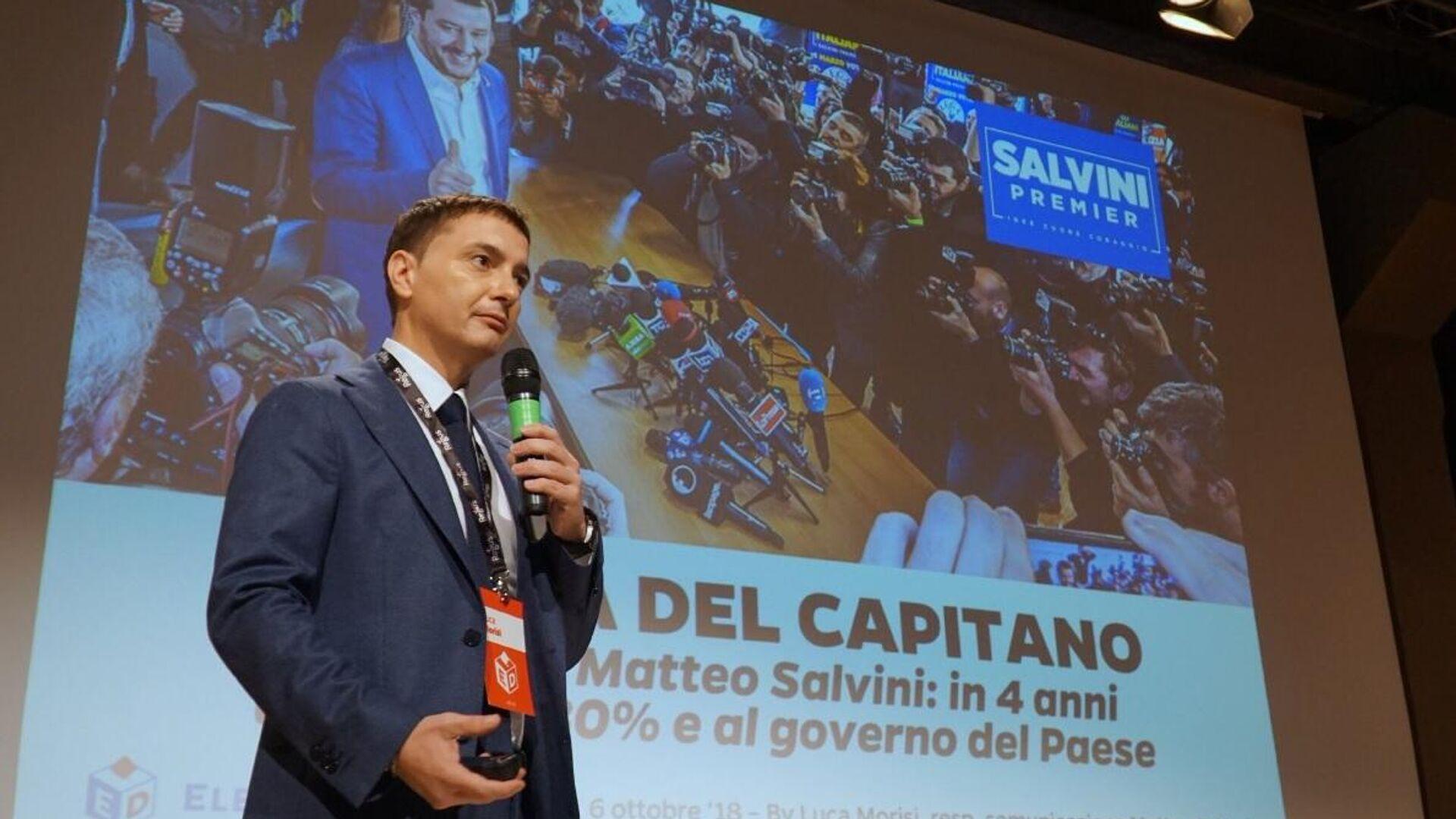 Luca Morisi - Sputnik Italia, 1920, 27.09.2021