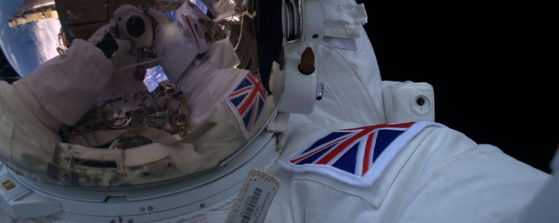 Astronauta britannico Tim Peake - Sputnik Italia, 1920, 27.09.2021