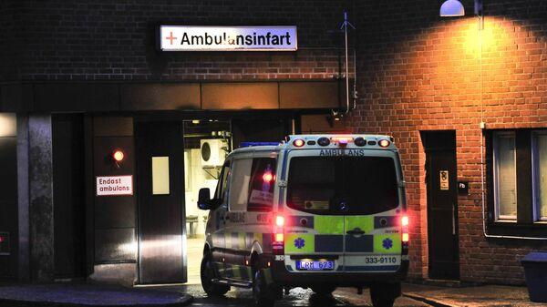 Автомобиль скорой помощи в Швеции - Sputnik Italia