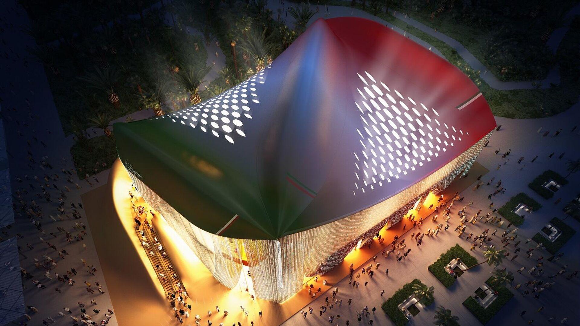 Padiglione Italia a Expo Dubai 2020 - Sputnik Italia, 1920, 30.09.2021