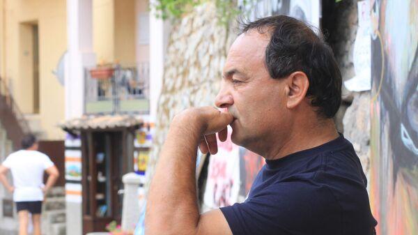 Бывший мэр города Риаче в Калабрии Доменико Лукано - Sputnik Italia