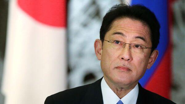Министр иностранных дел Японии Фумио Кисида  - Sputnik Italia