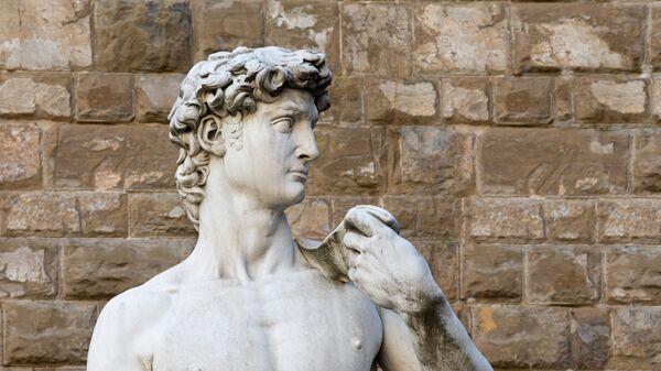 Статуя Давида, Микеланджело - Sputnik Italia