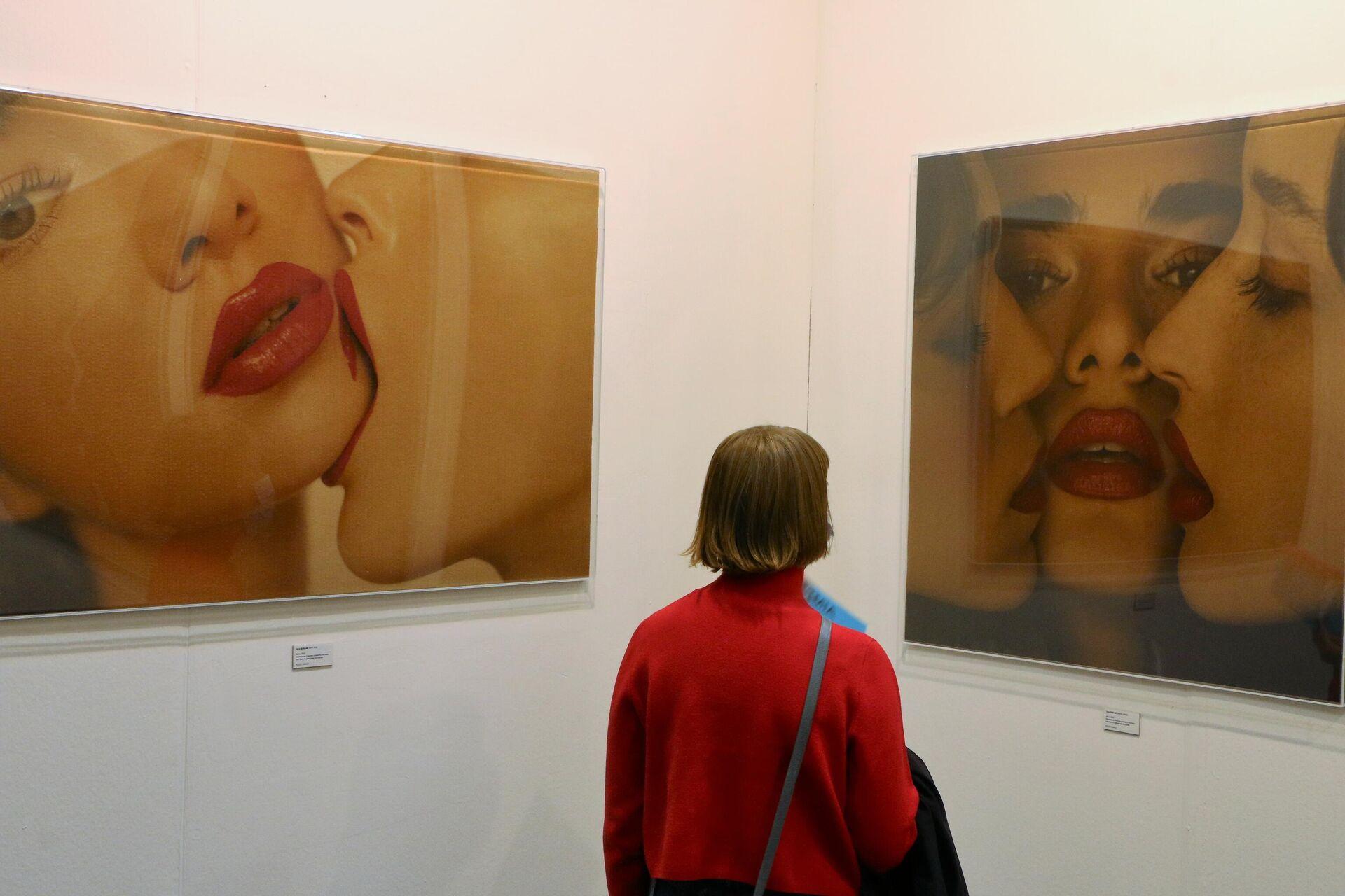 Opera Kiss me, presentata alla MIA Fair 2021,  fiera milanese dedicata alla fotografia - Sputnik Italia, 1920, 09.10.2021