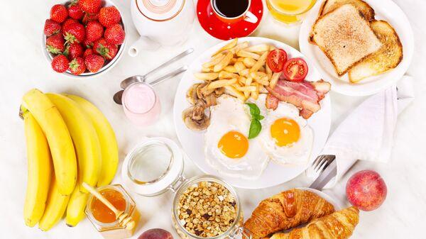 Набор продуктов для завтрака - Sputnik Italia