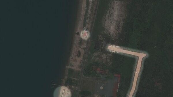Cтроительство китайской военно-морской базы в Камбодже  - Sputnik Italia