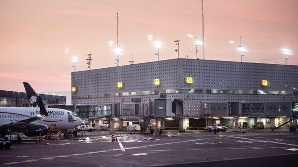 Aeropuerto Internacional de Ciudad de México - Sputnik Italia