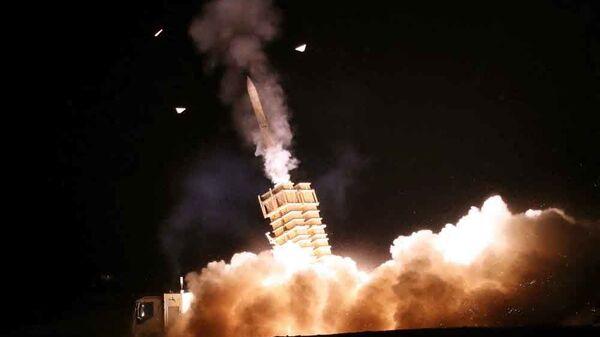 Стрельба во время учений противовоздушной обороны Ирана  - Sputnik Italia