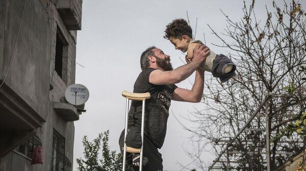Снимок Hardship of Life турецкого фотографа Mehmet Aslan, победивший в конкурсе Siena International Photo Awards 2021 - Sputnik Italia