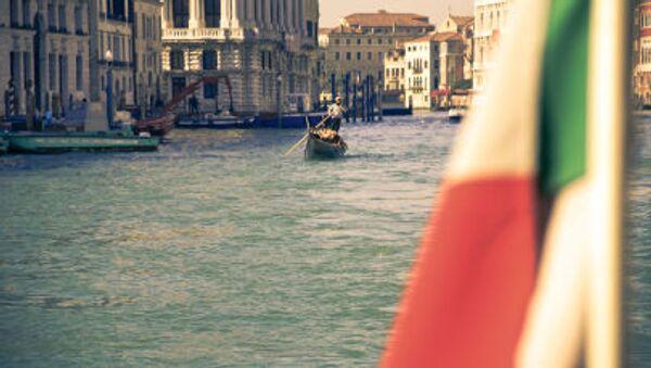 Venezia, gondoliere - Sputnik Italia