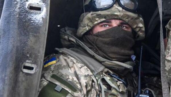 soldato ucraino - Sputnik Italia