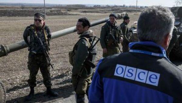 OSCE in Ucraina - Sputnik Italia