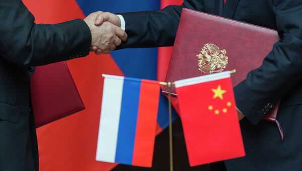 Cooperazione tra Cina e Russia - Sputnik Italia