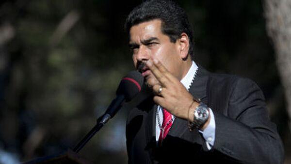 Presidente Venezuela - Sputnik Italia