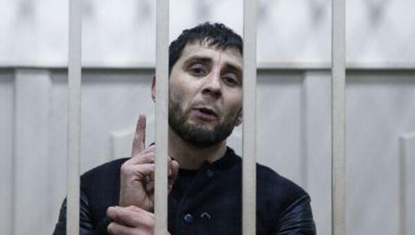 Zaur Dadayev, il presunto esecutore dell`omicidio di Boris Nemtzov - Sputnik Italia