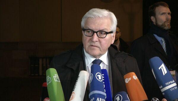 Frank-Walter Steinmeier, ministro degli Esteri della Germania - Sputnik Italia