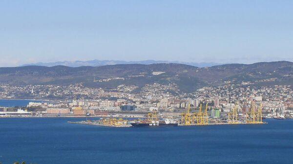 Il porto nuovo di Trieste - Sputnik Italia