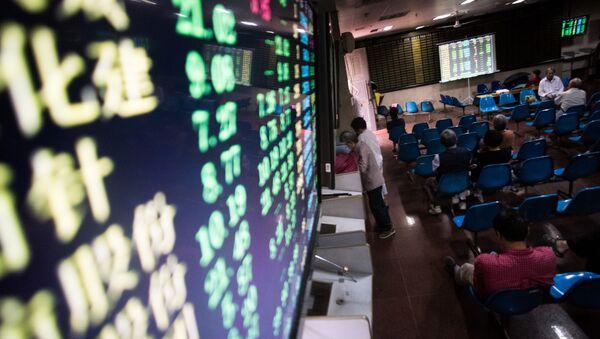 Borsa di Shangai - Sputnik Italia
