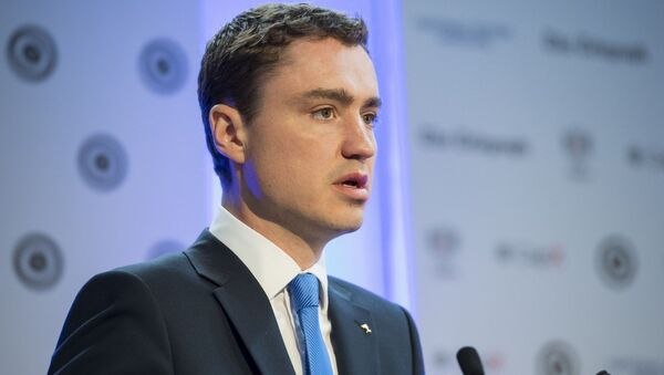 Primo ministri estone Taavi Roivas - Sputnik Italia