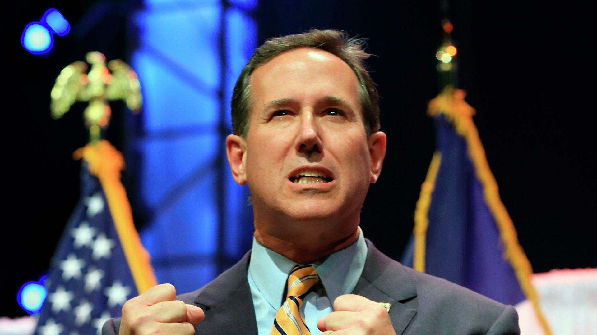 Rick Santorum - Sputnik Italia, 1920, 23.05.2021