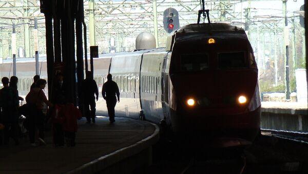 Amsterdam-Paris Train - Sputnik Italia