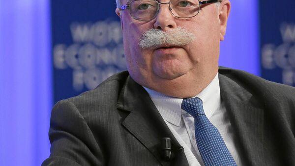 Christophe de Margerie, deceduto direttore della società Tolal - Sputnik Italia